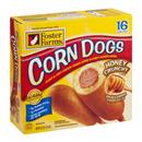 Foster Farms Honey Crunchy Corn Dogs 16Ct