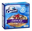 Opaa! Gyros Kit With Pocket Pita Bread
