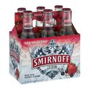Smirnoff Ice Strawberry Acai 6 Pack