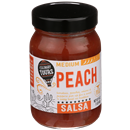Culinary Tours Medium Peach Salsa