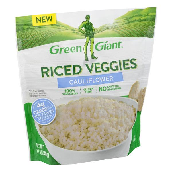 Green Giant Riced Veggies Cauliflower