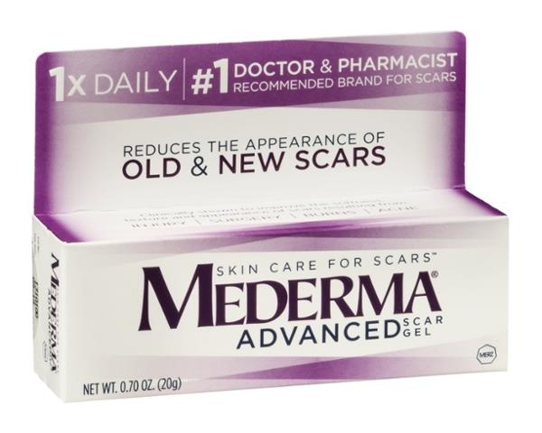 Mederma Advanced Scar Gel Hy Vee Aisles Online Grocery Shopping