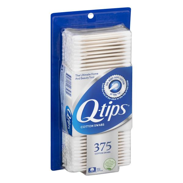 Q-Tips Cotton Swabs | Hy-Vee Aisles Online Grocery Shopping
