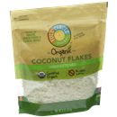 Full Circle Organic Coconut Flakes Unsweetened