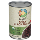 Full Circle Organic Spicy Sauce Black Beans