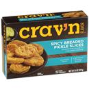 Crav'N Flavor Spicy Breaded Pickle Slices