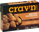 Crav'N Flavor Breaded Mushrooms