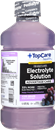 TopCare Advantage Care, Iced Grape Electrolyte Solution For Adults & Kids