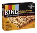 KIND Healthy Grains Oats & Honey with Toasted Coconut Granola Bars 5-1.2 oz Bars