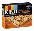 KIND Healthy Grains Peanut Butter Dark Chocolate Granola Bars 5-1.2 oz Bars
