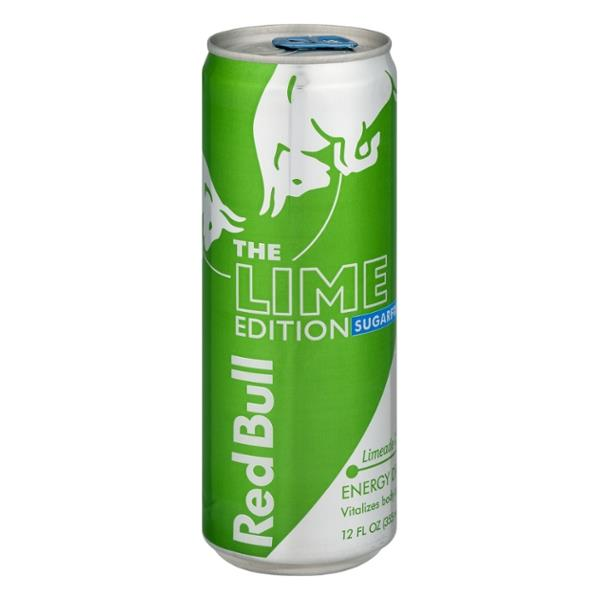 red bull the lime edition sugarfree limeade energy drink. Black Bedroom Furniture Sets. Home Design Ideas