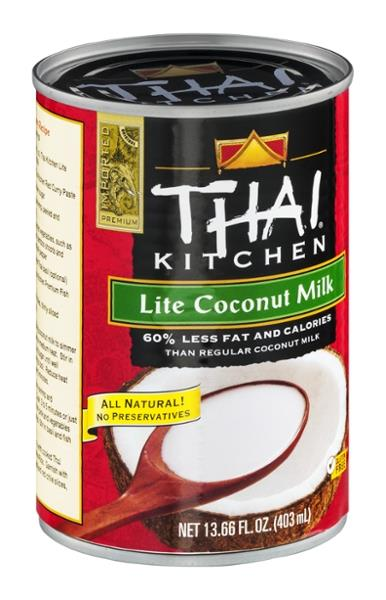 Thai Kitchen Lite Coconut Milk thai kitchen lite coconut milk | hy-vee aisles online grocery shopping