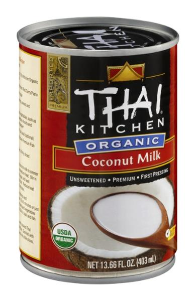 Thai Kitchen Organic Coconut Milk Hy Vee Aisles Online Grocery Shopping