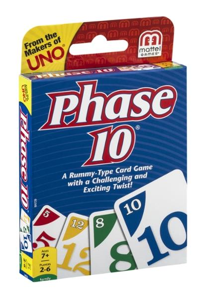 Phase 10 Card Game | Hy-Vee Aisles Online Grocery Shopping