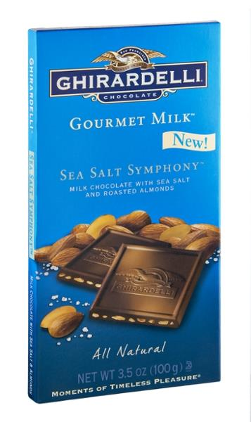 Symphony Chocolate Bar Nutrition Facts