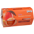 Hy-Vee Mandarins Oranges In Orange Gel, 4-4.3 oz Bowls