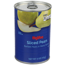 Hy-Vee Sliced Bartlett Pears In Heavy Syrup