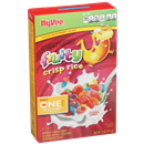 Hy-Vee One Step Fruity Crisp Rice Cereal
