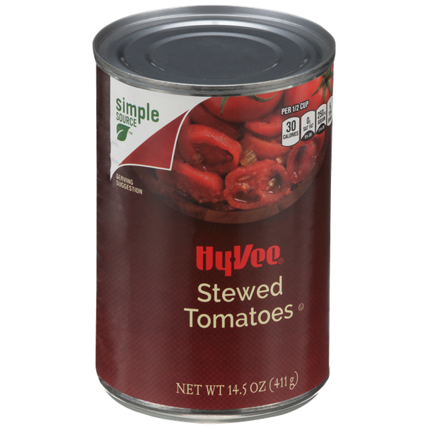 Hy-Vee Stewed Tomatoes