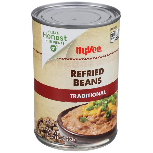 Hy-Vee Traditional Refried Beans