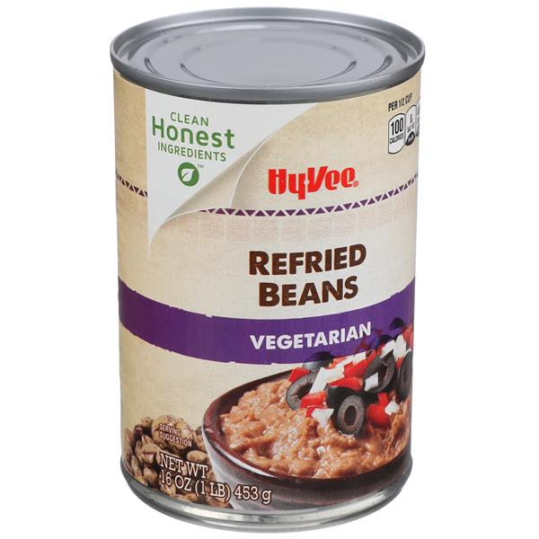 Hy-Vee Vegetarian Refried Beans