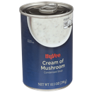 Hy-Vee Cream of Mushroom Condensed Soup