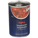 Hy-Vee Vegetarian Vegetable Condensed Soup