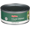 Hy-Vee Premium Chunk Chicken In Water