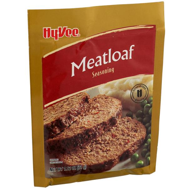 Hy-Vee Meatloaf Seasoning