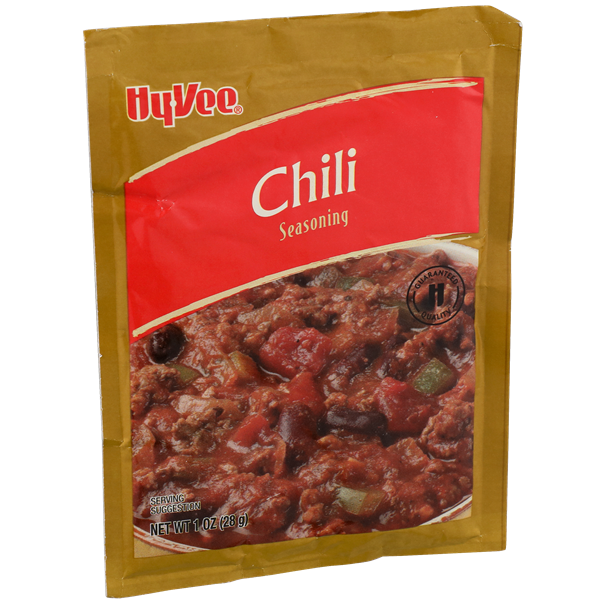 Hy-Vee Chili Seasoning