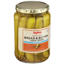Hy-Vee Sugar Free Bread & Butter Sweet Spears