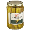 Hy-Vee Kosher Dill Pickle Spears