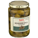 Hy-Vee Kosher Dill Cocktail Pickles