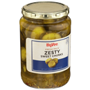 Hy-Vee Zesty Sweet Pickle Chunks