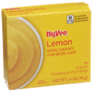 Hy-Vee Instant Lemon Pudding & Pie Filling