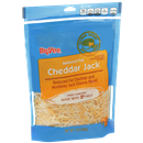 Hy-Vee Finely Shredded 2% Milk Reduced Fat Cheddar Jack Cheese