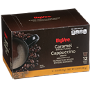 Hy-Vee Caramel Cappuccino Single Serve Cups 12-0.53 oz