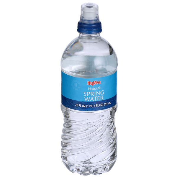 Hy-Vee Natural Spring Water
