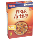 Hy-Vee One Step Fiber Active Cereal