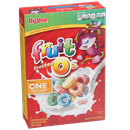 Hy-Vee One Step Fruit & Frosted O's Cereal