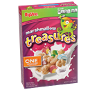 Hy-Vee One Step Marshmallow Treasures Cereal