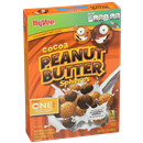 Hy-Vee One Step Cocoa Peanut Butter Spheres Cereal
