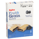 Hy-Vee Fruit & Grain Blueberry Cereal Bars 8Ct