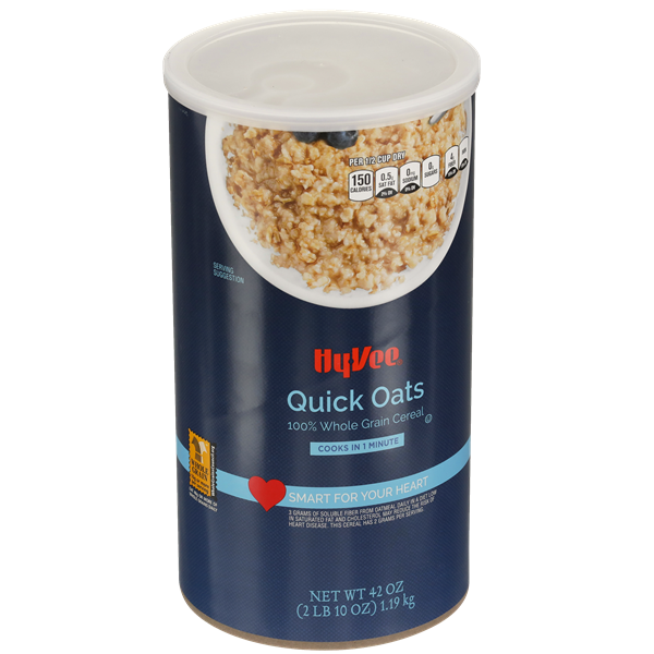 Hy-Vee Quick Oats