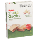 Hy-Vee Fruit & Grain Apple Cinnamon Cereal Bars 8Ct