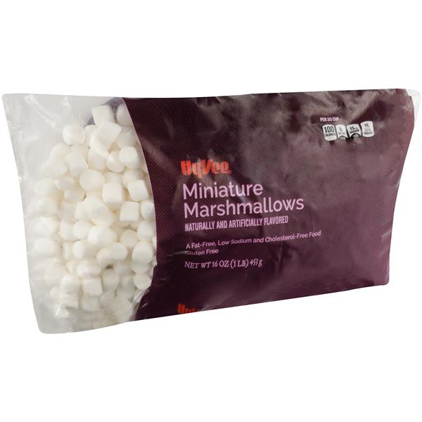 Hy-Vee Miniature Marshmallows