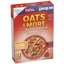 Hy-Vee One Step Oats & More with Strawberries Cereal