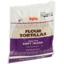 Hy-Vee Flour Tortillas Great for Soft Tacos 10Ct