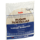 Hy-Vee Flour Tortillas Great for Burritos 8Ct