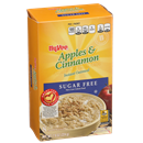 Hy-Vee Sugar Free Apples & Cinnamon Instant Oatmeal 8-0.98 oz Packets
